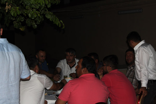 İFTAR YEMEĞİ / 2013